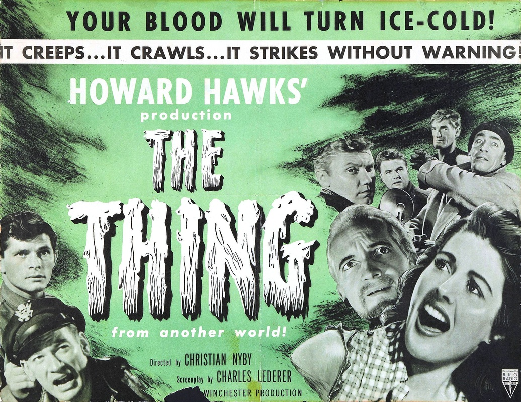 Image result for 1951 movie the thing from another world
