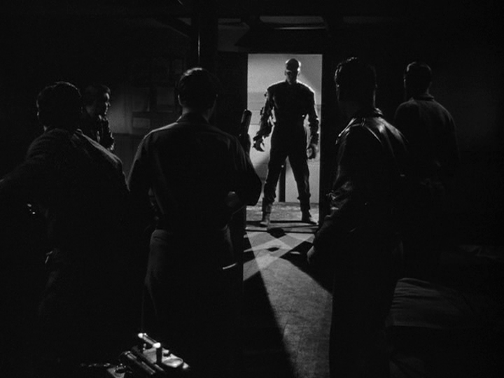 The Thing from Another World (1951) - The Stalking Moon