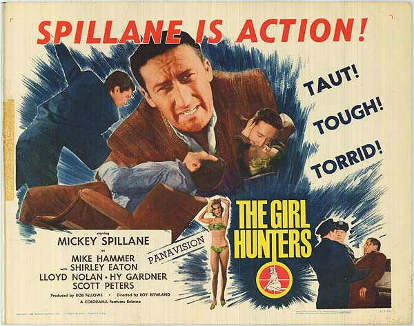 The Girl Hunters (1963) - The Stalking Moon